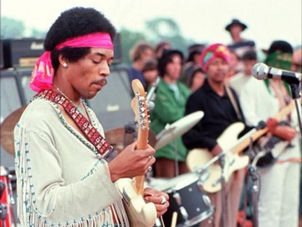 Festival de Woodstock  — Foto: Divulgação