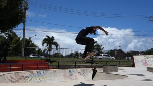 Promessas do skate baiano falam sobre campeonato em Lauro de Freitas