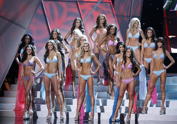 Miss EUA 2012 (Foto: Getty Images)