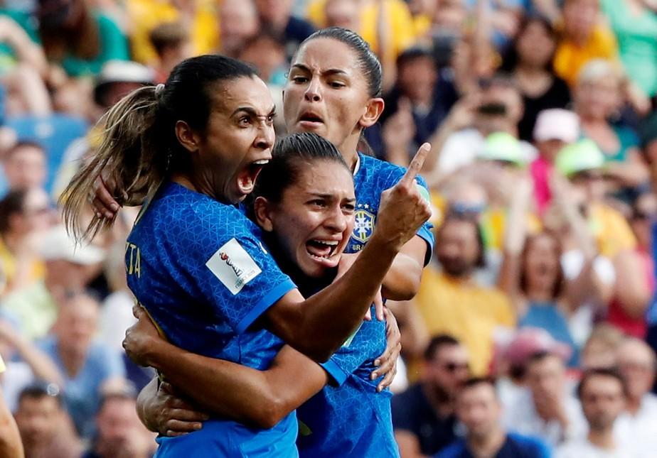 Artilheira das Copas: Marta iguala recorde de Klose como maior goleadora em Mundiais