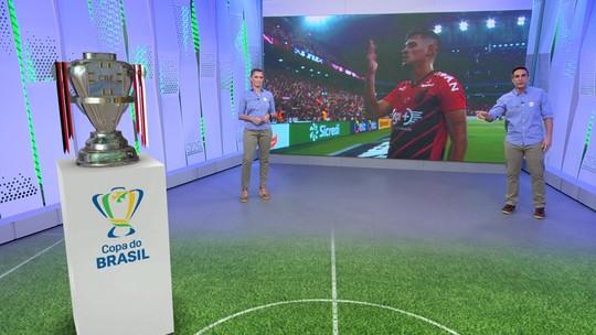 Segue o Jogo: Villani e Ana Thaís comentam vitória do Athletico-PR em cima do Inter pela final da Copa do Brasil