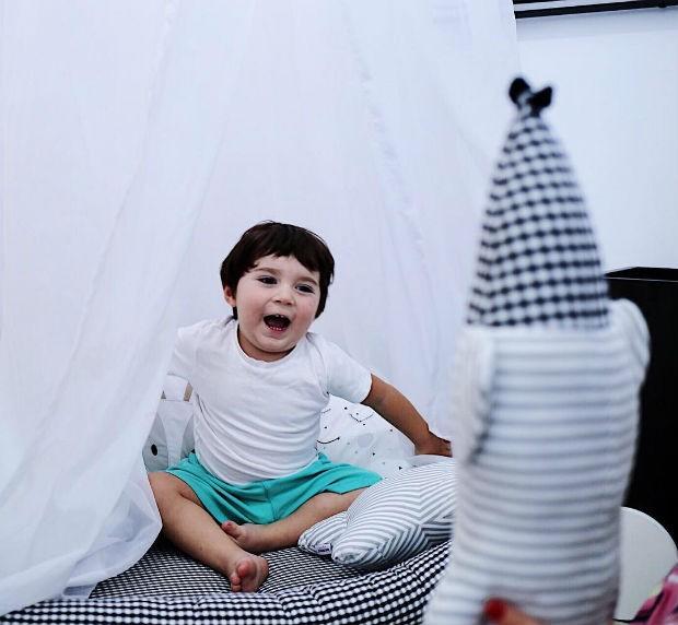 Quarto de Noah, filho de Jéssica Costa e Sandro Pedroso (Foto: Instagram / Reprodução)