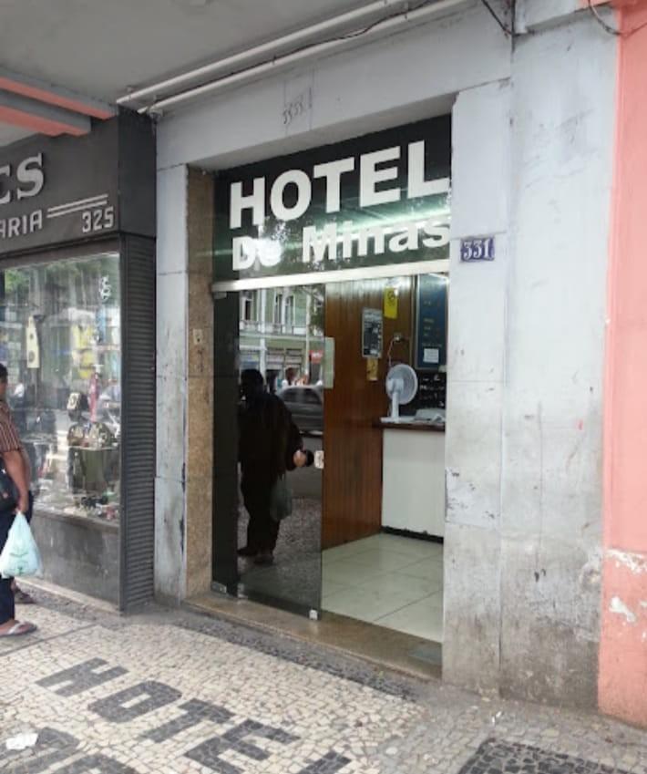 Polícia prende homem suspeito de matar ex-companheira em hotel no Centro de BH