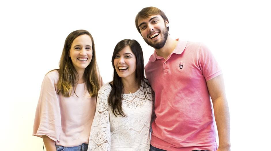 017f68480a Primos fazem sucesso com aplicativo de aluguel de roupas - PEGN ...