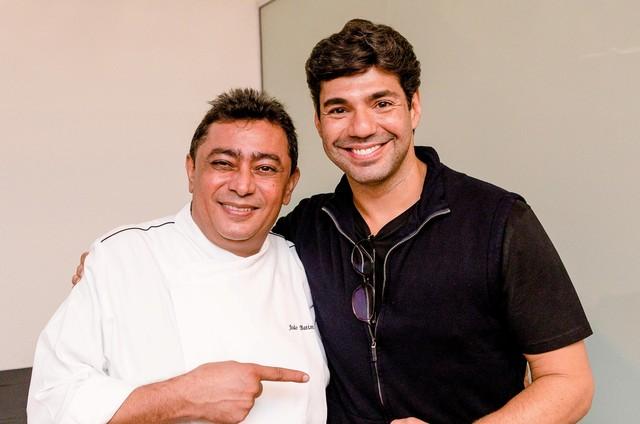 Batista e Felipe Bronze (Foto: Divulgação)