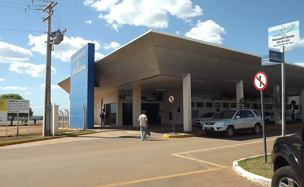 Resultado de imagem para AEROPORTO DE ARAGUAINA
