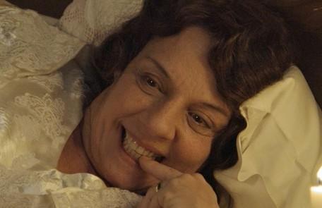 A história do 'cegonho' fez um enorme sucesso. Entre os personagens que conheceram 'os prazeres do cegonho' estão Eponina (Rosi Campos), Dita, Sandra, Filó, Mafalda, Maria e Manuela (Dhu Moraes) TV Globo