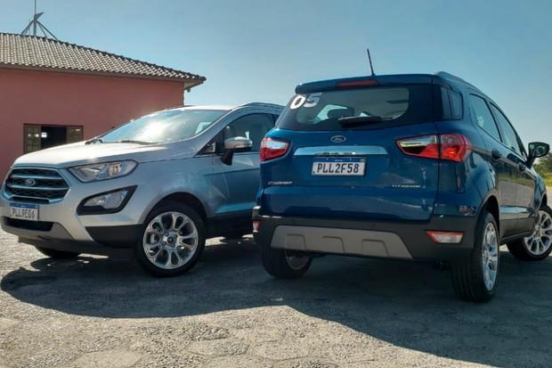 Ford Ecosport 2020 Todos Os Preços Versões E Custos Para