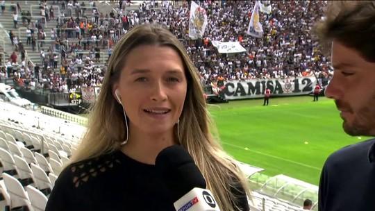 """Jornalista sobre machismo no futebol: """"A mulher não quer nada que não é dela"""""""