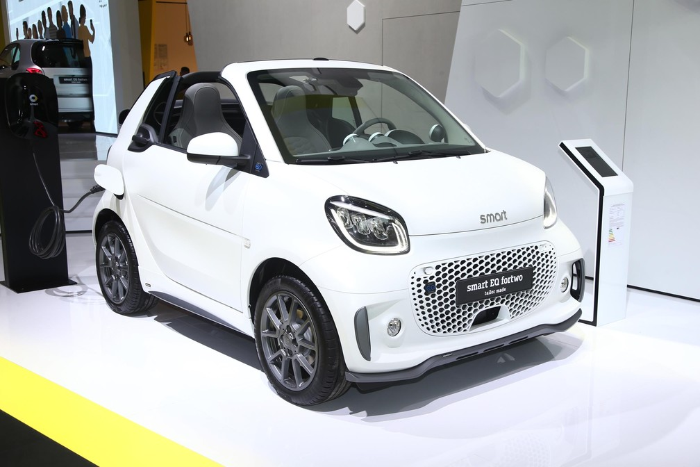 Smart EQ Fortwo — Foto: Newspress