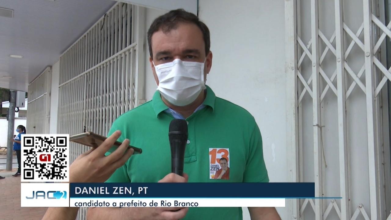 Em agenda, Daniel Zen (PT) promete criação de pequenos centros cirúrgicos em Rio Branco