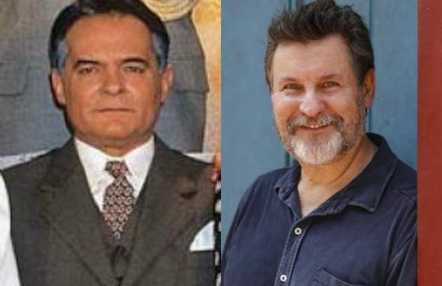 Marido de Lola, Julio será interpretado por Antonio Calloni. Na trama de 1994, o papel foi de Othon Bastos (Foto: Divulgação / TV Globo)