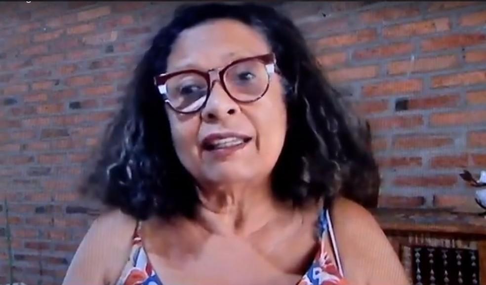 Pesquisadora Carolina Joana fala sobre redução de brigadistas no Pantanal — Foto: Reprodução/TVCA