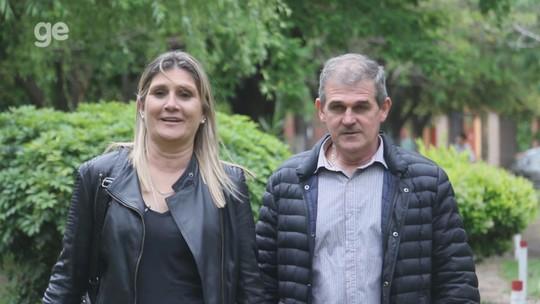 Amor ao futebol, bom de estudo e lado sensível: pais revelam o Walter por trás de Kannemann