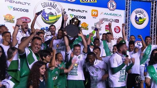 Presentes nas quatro conquistas, David Duarte e Carlos exaltam o tetra do Goiás