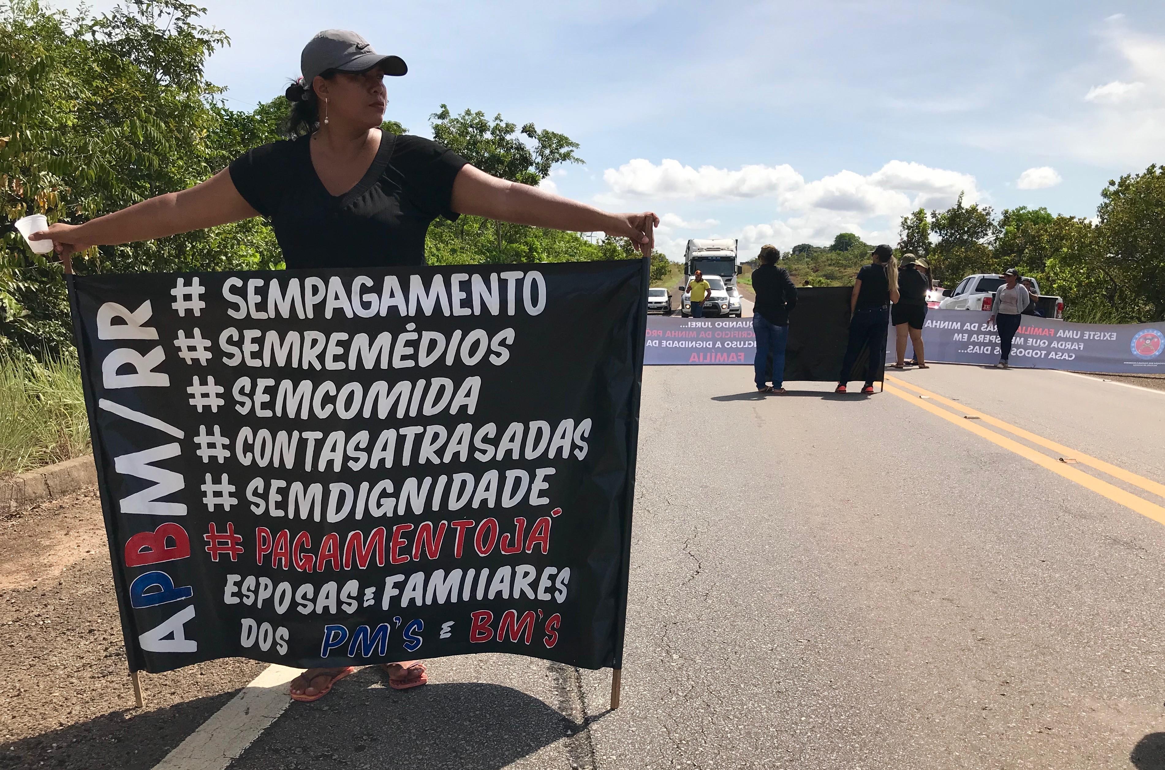 Servidores estaduais decidem continuar greve em Roraima; movimento chega ao 22º dia e cobra salários atrasados