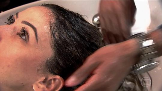 Quantidade de espuma não determina o poder de limpeza de um shampoo
