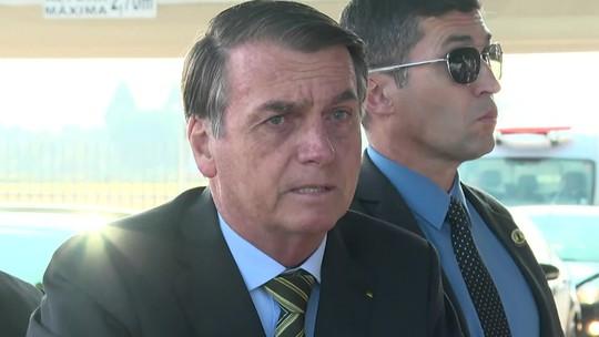 Alexandre de Moraes notifica Bolsonaro para explicar declaração sobre Amazônia