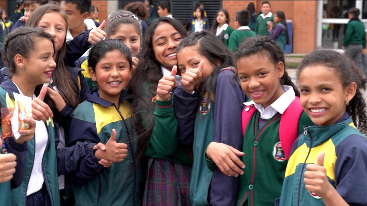 Série especial sobre educação mostra os avanços da Colômbia
