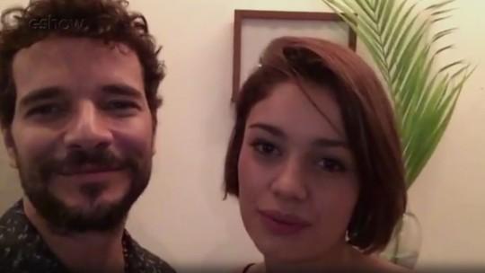 Elenco se despede de 'Os Dias Eram Assim' em vídeos exclusivos