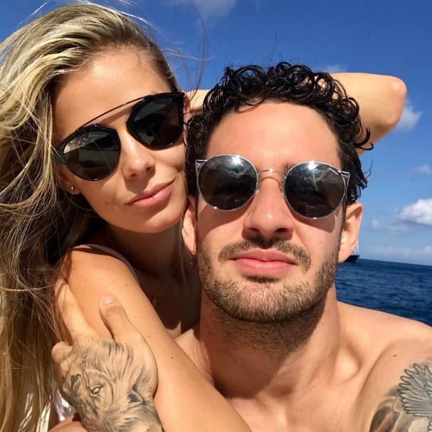 Dani e Pato (Foto: Instagram/Reprodução)