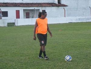 Esquerdinha, ex-jogador do Porto (Foto: João Neto)