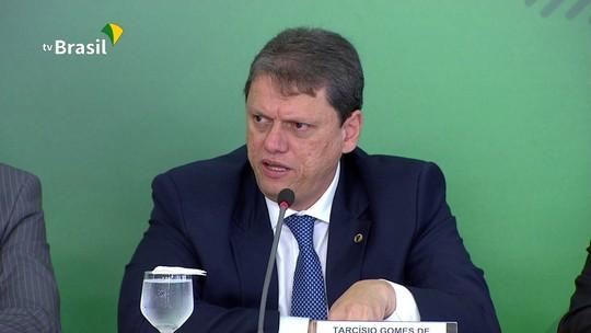 Ministro da Infraestrutura diz que cooperativas serão incentivadas