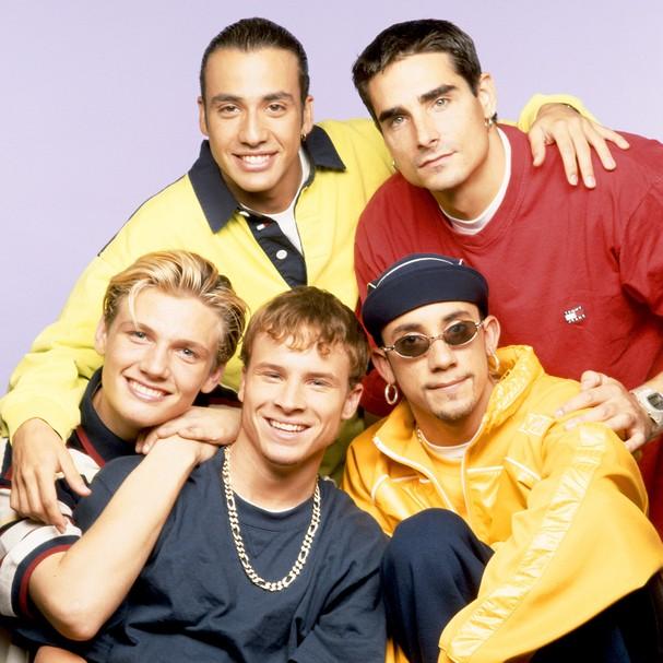Backstreet Boys (Foto: Reprodução)