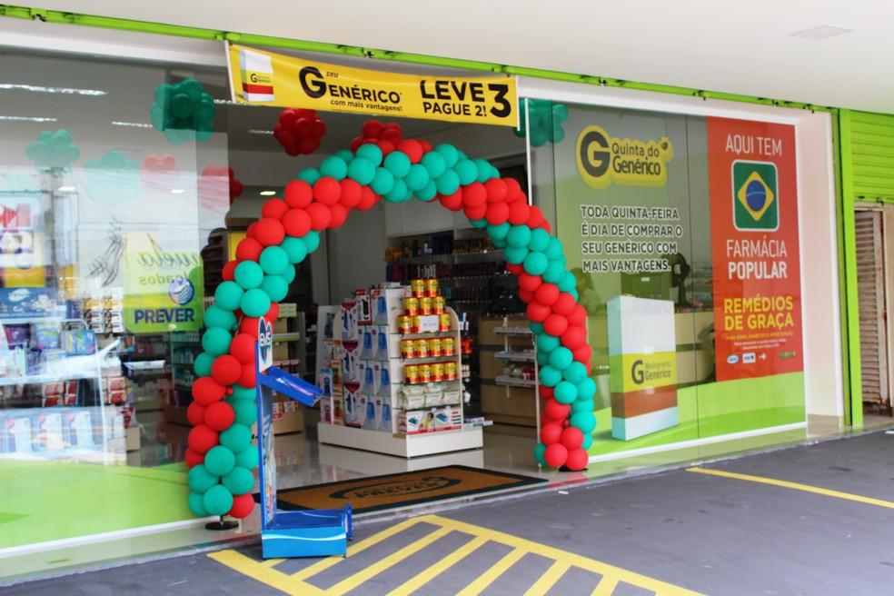 Farmácia Prever, em São José do Rio Preto, investe na assistência farmacêutica (Foto: Divulgação)