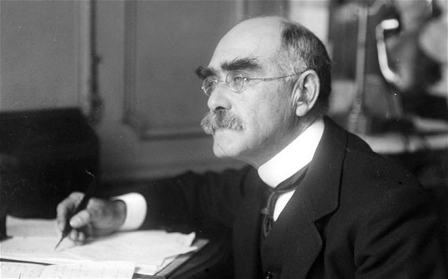 Rudyard Kipling (Foto: Divulgação)