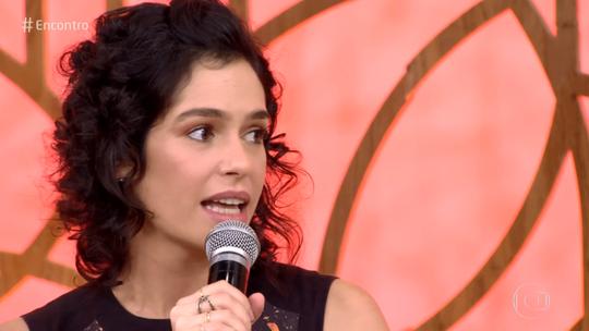 Maria Flor relembra papel em 'Belíssima': 'Acho que foi a personagem mais difícil'