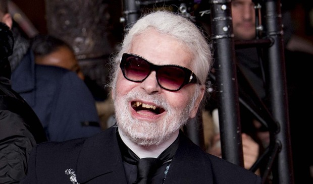 Karl Lagerfeld (Foto: Grosby Group)