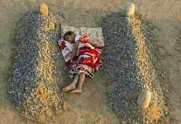 Fotógrafo Abdul Aziz Al-Otaibi criou cenário da foto na Arábia Saudita