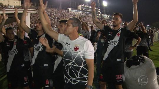 Vasco vence o Bahia, mas é eliminado da Copa do Brasil