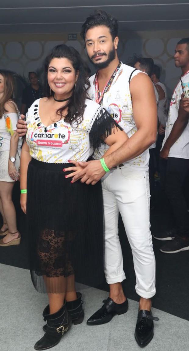 Fabiana Karla e Diogo Mello (Foto: Selmy Yassuda/ QUEM)