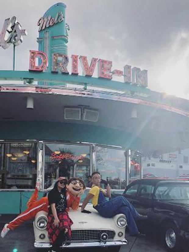 Maraisa na Disney (Foto: Reprodução/Instagram)