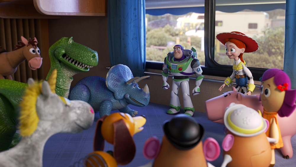 Toy Story 4 domina bilheterias (Foto: Cortesia Pixar/Reprodução Variety)