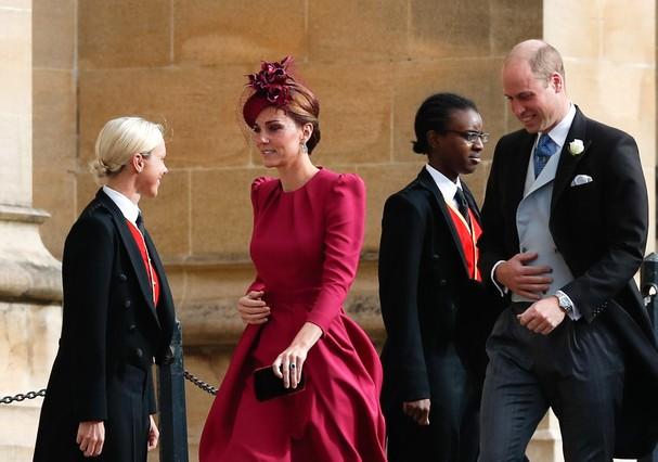 Princesa Eugenie se casa no Castelo de Windsor com Jack Brooksbank  (Foto: Getty Images )