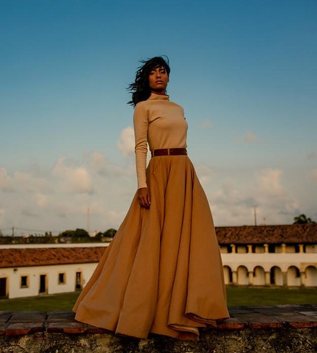 Algodão colorido brasileiro é atração nas passarelas da Semana de Moda de Milão