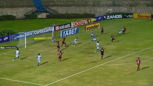 Análise: São Bento domina Brasil de Pelotas, mas volta a vacilar no fim