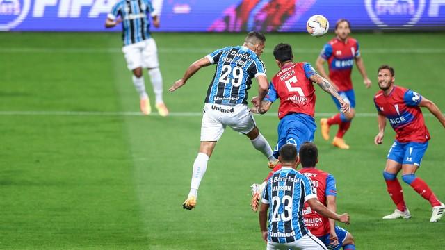 Grêmio x Universidad Católica Libertadores