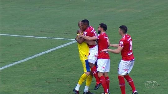"""Vila Nova comemora já ter passado da barreira dos 50 pontos na Série B: """"Muito importante"""""""