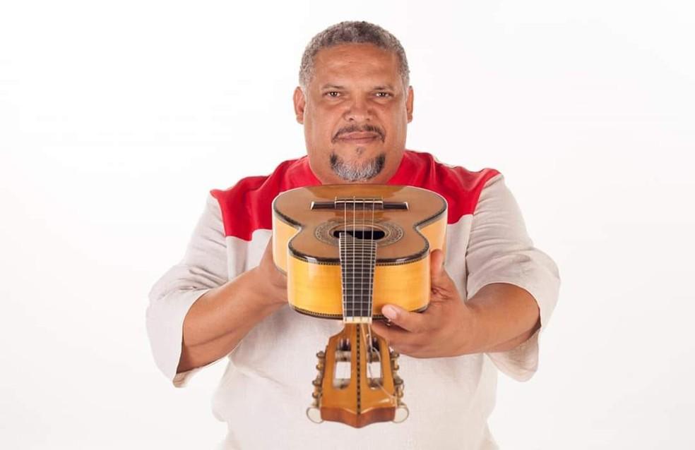 Claudinho Guimarães — Foto: Reprodução / Facebook Claudinho Guimarães