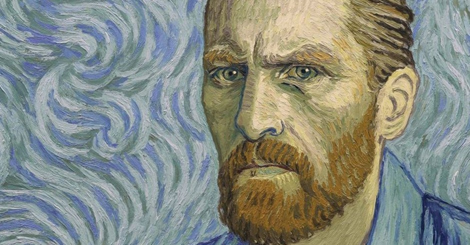 Com Amor, Van Gogh (Foto: Divulgação/Netflix')