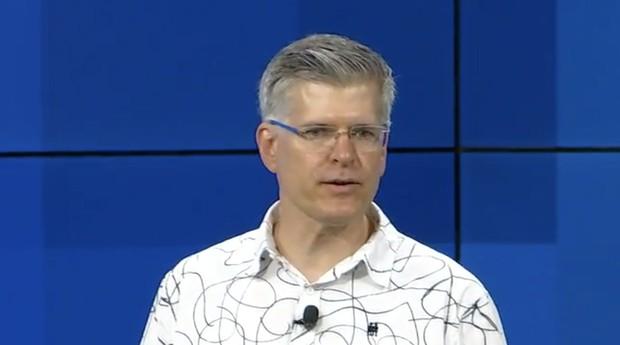Curtis Galloway, gerente de engenharia para o aplicativo Google Meu Negócio (Foto: Divulgação)