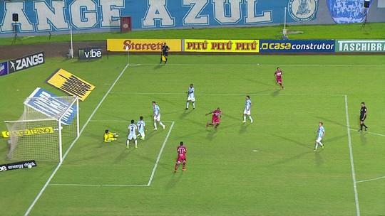 Londrina domina, mas CRB aproveita duas chances e resolve o jogo; veja as notas
