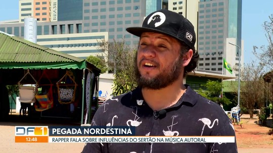 Diversão e Arte: O rapper RAPadura Xique Chico fala sobre influência nordestina na música