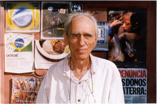 Herbert de Souza, o Betinho (Foto: Divulgação)
