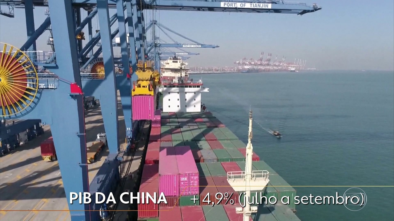 China mantém recuperação econômica