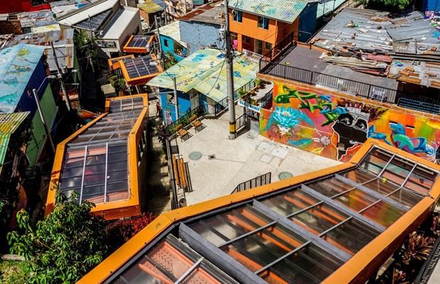 3 exemplo de como o urbanismo social cria cidades mais seguras (Foto: Divulgação)